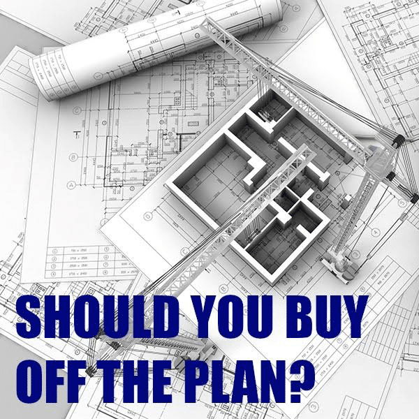 Should you buy off the plan with Elite Buyer Agents