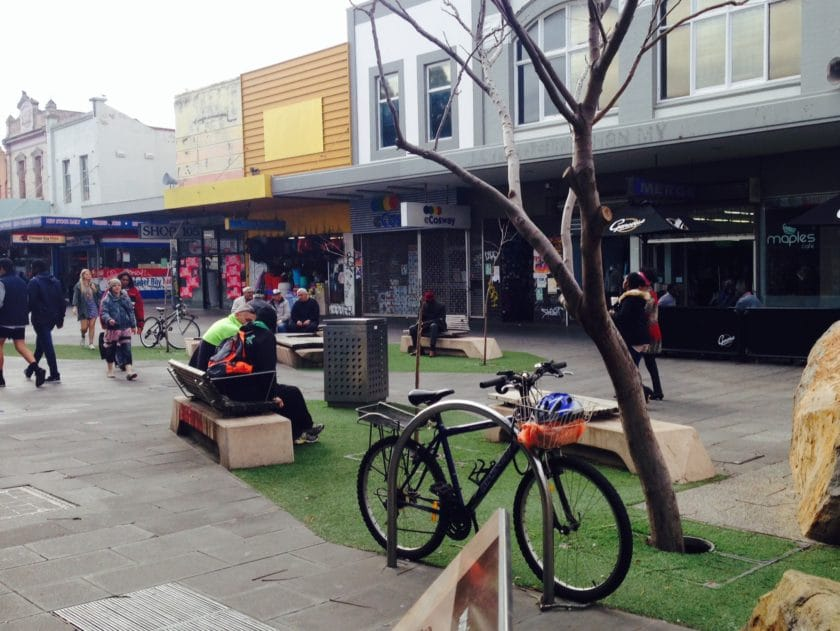 Footscray shopping area by Elite Buyer Agents