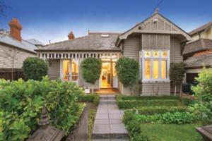 Home Buyer Victorian Period Home Malvern VIC Australia