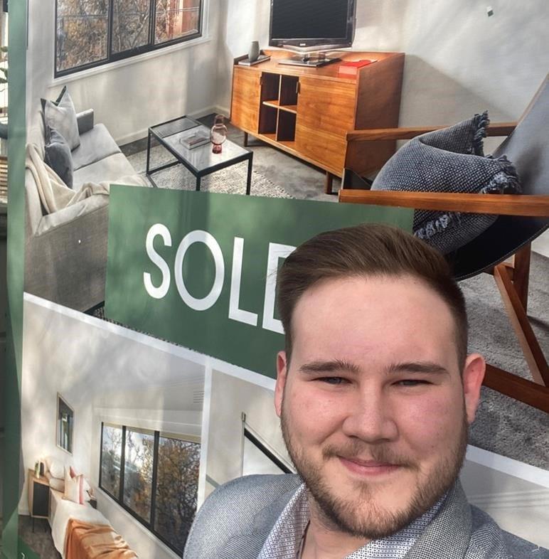 Jordan Easterbrook at Auction
